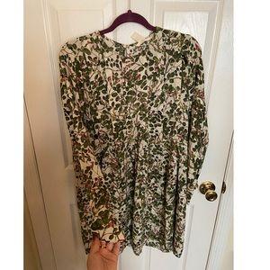 Dresses & Skirts - Flowery H&M dress